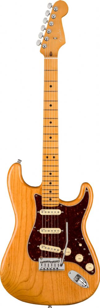 Fender American Ultra Stratocaster  Maple  Aged Natural